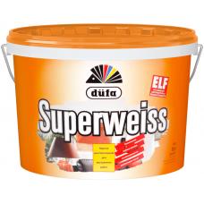 Краска Dufa Superweiss D4 В/Д супербелая