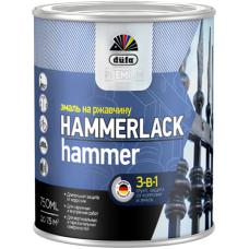 Dufa Premium Hammerlack эмаль на ржавчину