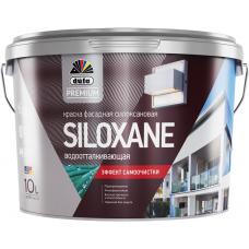 Dufa Premium Siloxane краска фасадная силоксановая водоотталкивающая