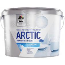 Dufa Premium Arctic краска акриловая интерьерная ослепительно белая