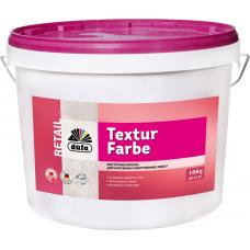 Dufa Retail Textur Farbe фактурная краска для наружных и внутренних работ водно-дисперсионная