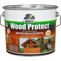 Dufa Wood Protect высокоэффективная декоративная пропитка для защиты древесины.