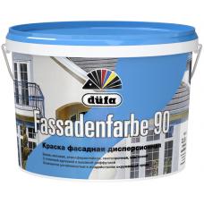 Dufa Fassadenfarbe 90 краска фасадная водно-дисперсионная