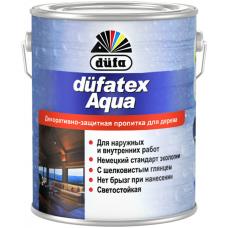 Dufa Dufatex Aqua декоративно-защитная пропитка для дерева