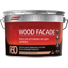 Parade F60 Wood Facade краска для деревянных фасадов акриловая