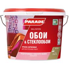 Parade W110 Обои & Стеклообои краска акриловая