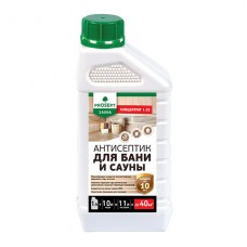 PROSEPT SAUNA — антисептик для бань и саун