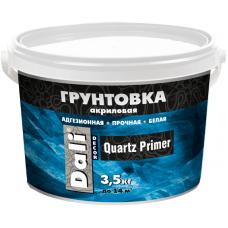 Dali Decor Quartz Primer грунтовка акриловая адгезионная