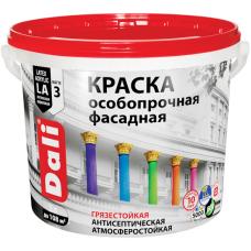 Dali (Рогнеда) Краска особопрочная фасадная грязестойкая антисептическая атмосферостойкая