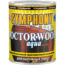 Doctor-Wood Aqua водоразбавляемый грунтовочный антисептик