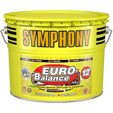 Euro-Balance 12 акрилатная краска для стен и потолков