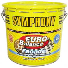 Euro-Balance Facade Aqua фасадная акриловая краска водоразбавляемая щелочестойкая