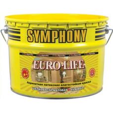Euro-Life акрилатная латексная влагостойкая краска