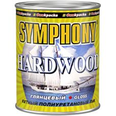 Hardwood яхтный полиуретановый лак влагостойкий