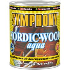 Nordic-Wood Aqua водоразбавляемый лесирующий антисептик