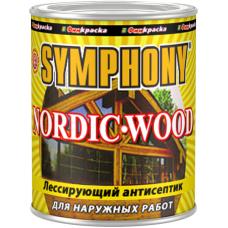 Nordic-Wood лессирующий антисептик