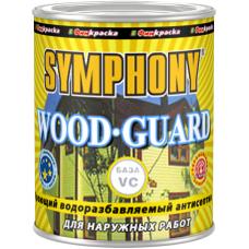 Wood-Guard кроющий водоразбавляемый антисептик