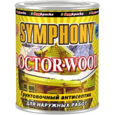 Doctor-Wood грунтовочный антисептик