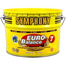 Euro-Balance 7 акрилатная краска для стен и потолков