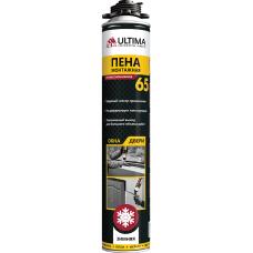 Ultima Professional 65 профессиональная монтажная пена с увеличенным выходом