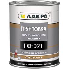 ГФ-021 грунтовка антикоррозионная алкидная сверхпрочная