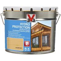 Антисептик V33 Hydro Protection на водной основе для усиленной защиты дерева.