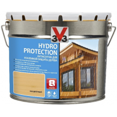 V33 Hydro Protection антисептик на водной основе для усиленной защиты дерева.