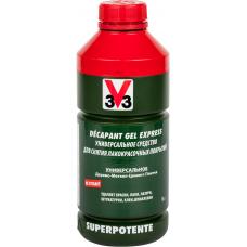 Decapant Gel Express универсальное средство для снятия лакокрасочных покрытий
