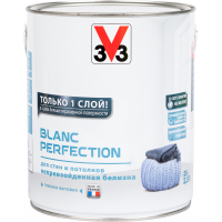 Краска V33 Blanc Perfection для стен и потолков