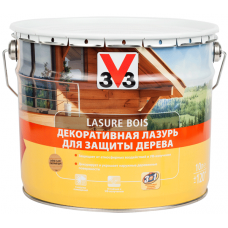 Lasure Bois 3 в 1 декоративная лазурь для защиты дерева