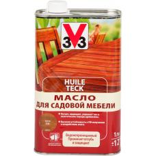 Huile Teck масло для садовой мебели